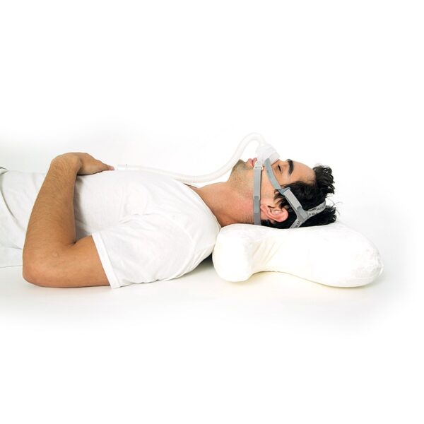 Pillow Memory Foam Cpap with Cooling Gel