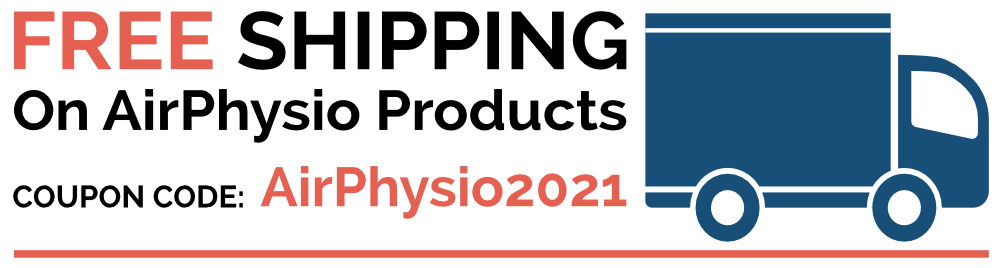 Free Shipping on AirPhysio